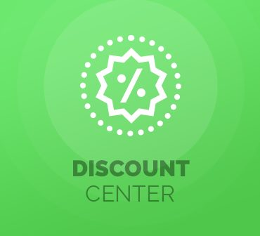 Discount Center For WHMCS