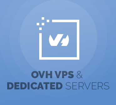 OVH VPS & Dedicated Servers For WHMCS